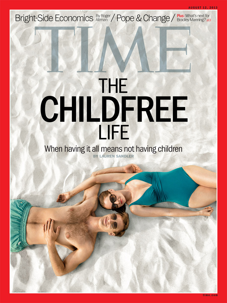The cover of the August 12, 2013 issue of TIME.