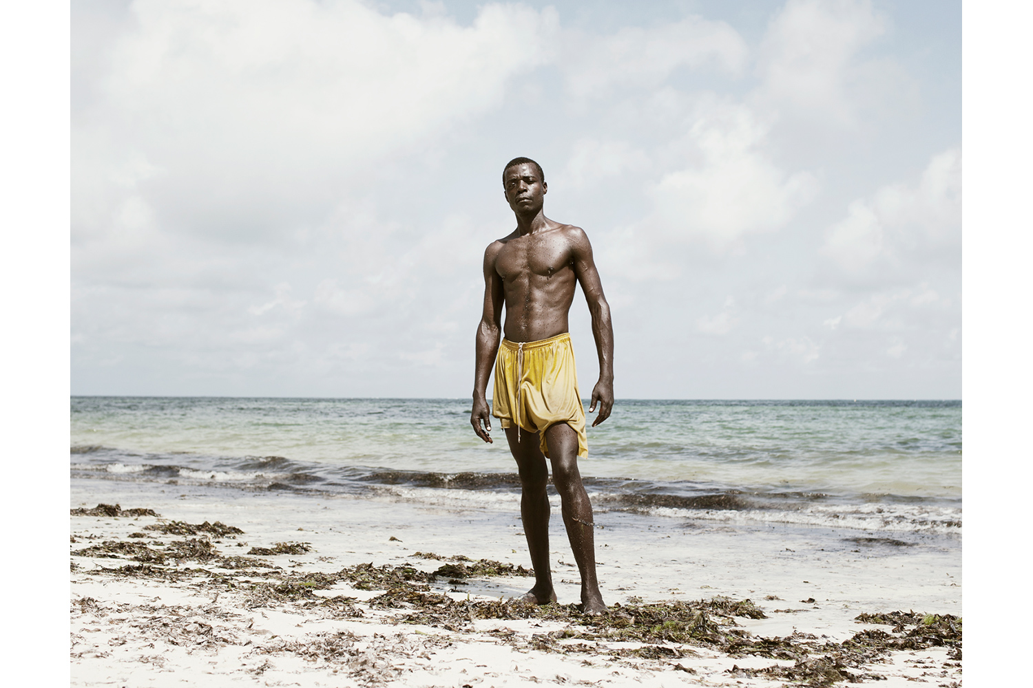 Men in Mombasa, Kenya, like Frank, 35, prostitute themselves to foreign women along the beachfront. Romance tourism, as it is called, is often characterized by marked cultural, economic and emotional differences. 2010