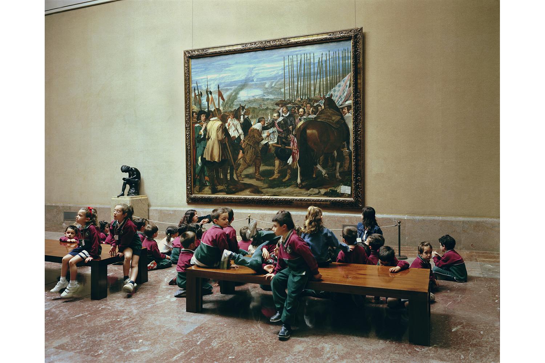 Museo del Prado 1, Madrid, 2005