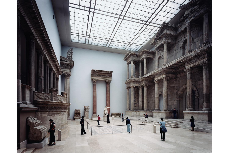 Pergamon Museum 2, Berlin, 2001