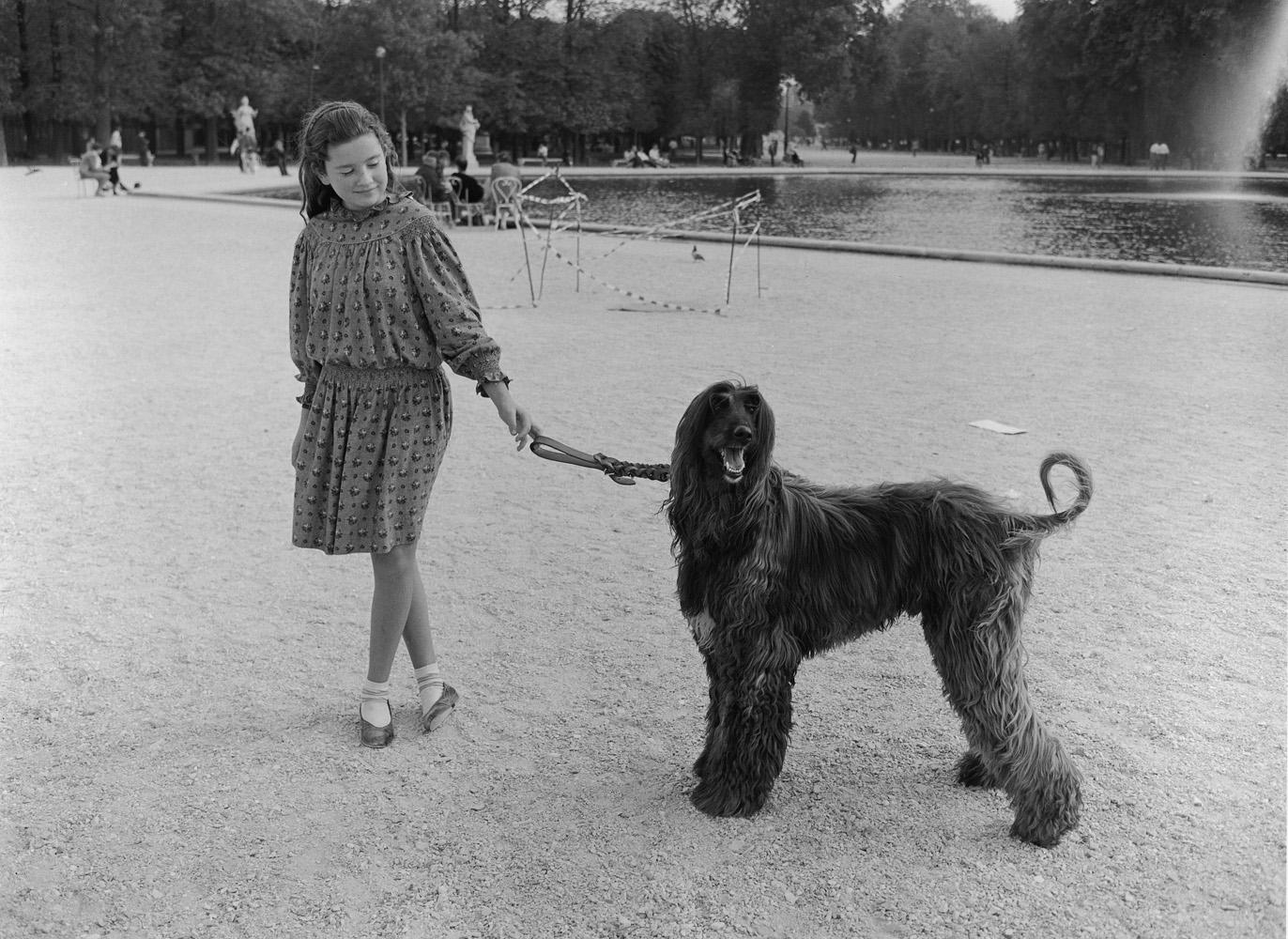 Les Tuileries, 1986