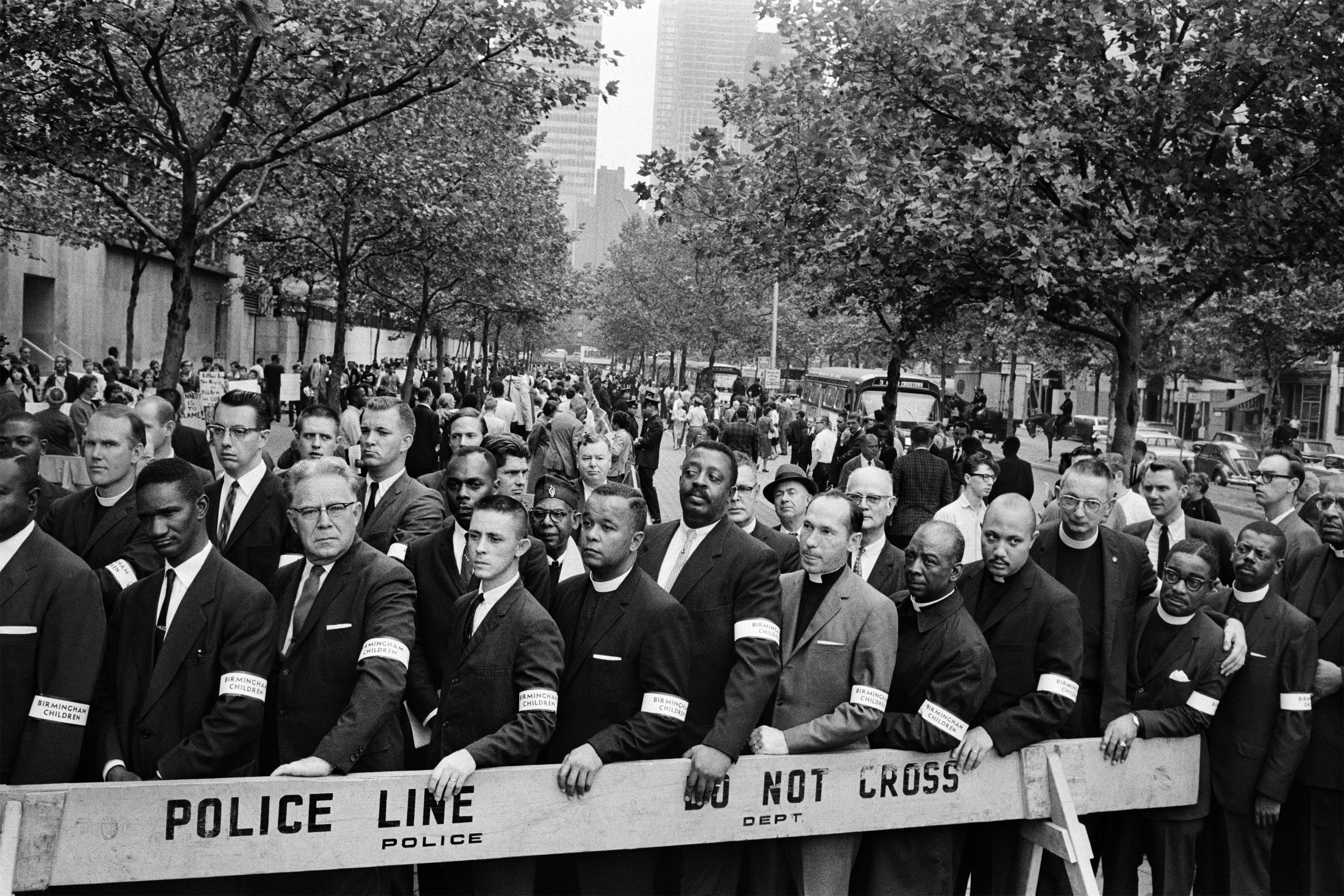 The March on Washington, Aug. 28, 1963.