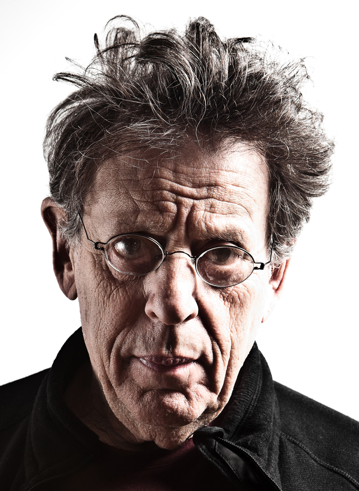 Philip Glass. From  Mortal Mouse,  Feb. 4, 2013 issue.