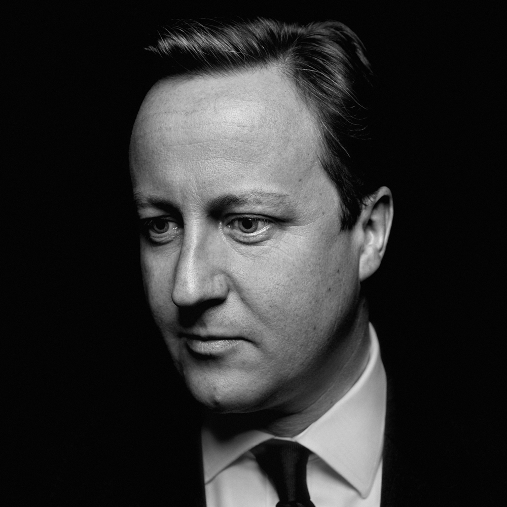 David Cameron. From  Cameron's Gamble,  June 3, 2013 issue.
