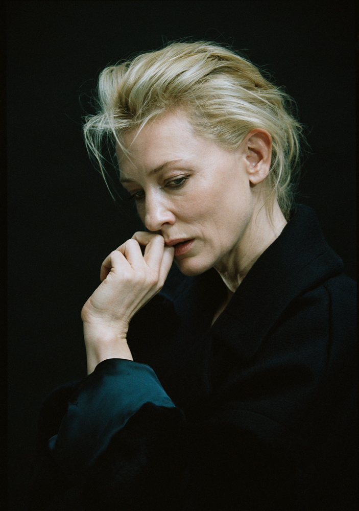 Cate Blanchett. From  The Queen Stands Alone,  July 29, 2013 issue.