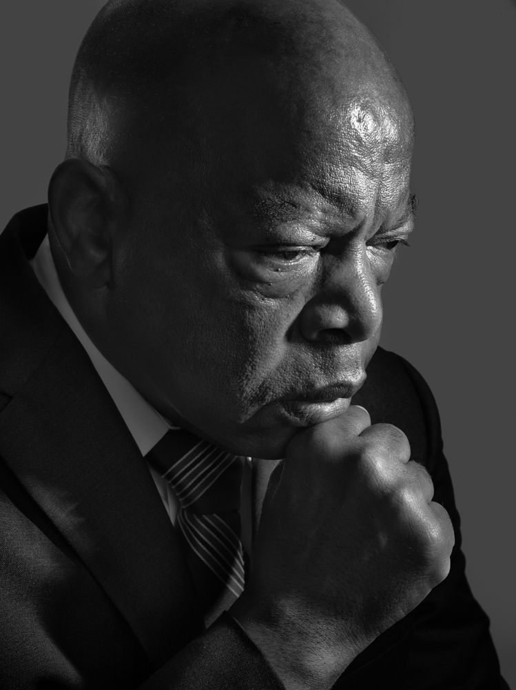 John Lewis. From  One March,  Aug. 26 / Sept. 2, 2013 issue.
