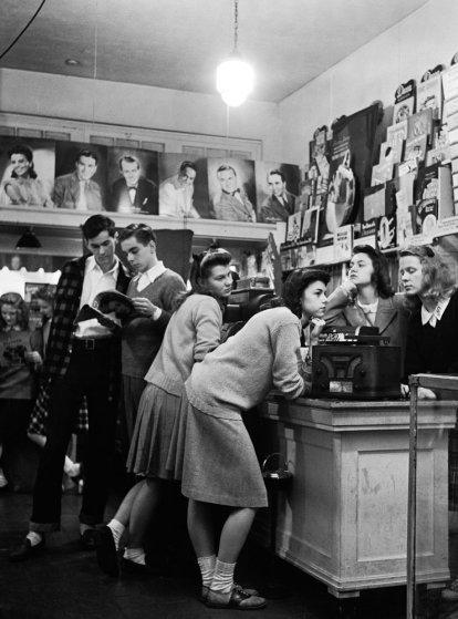 Teenagers 1944