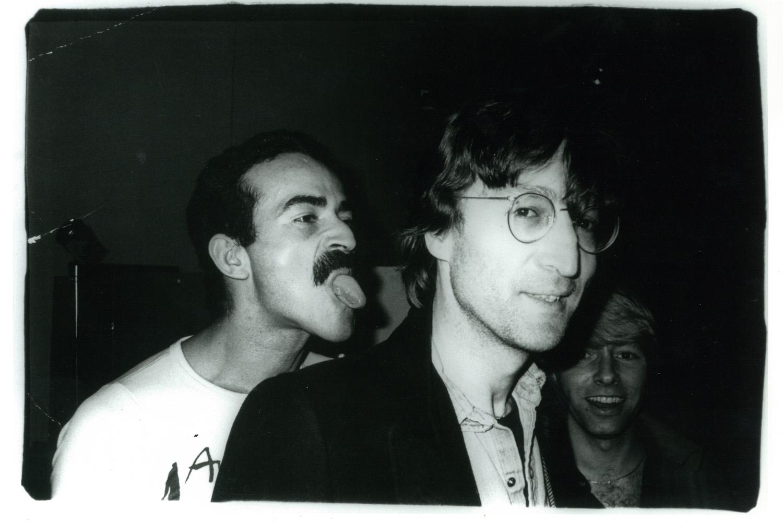 John Lennon and Victor Hugo