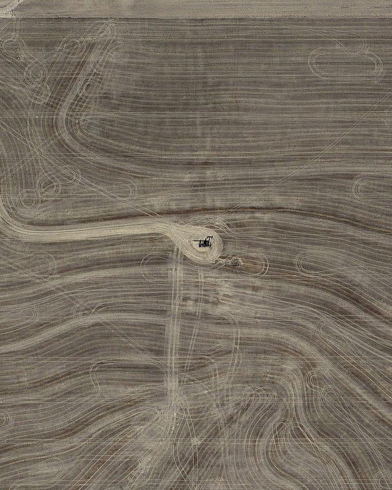API 15-065-23025. Harrold West, Kansas. 2012.