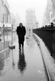 James Dean, New York City, 1955