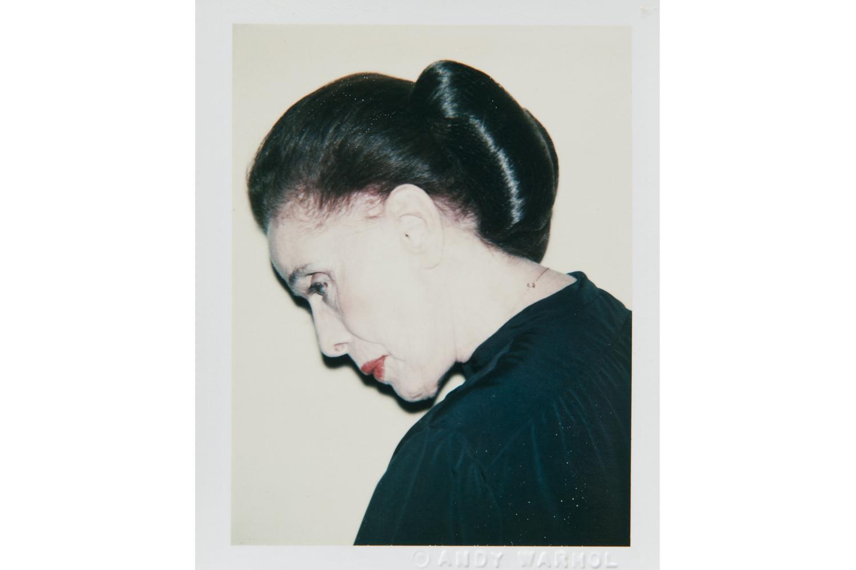 Martha Graham, 1979