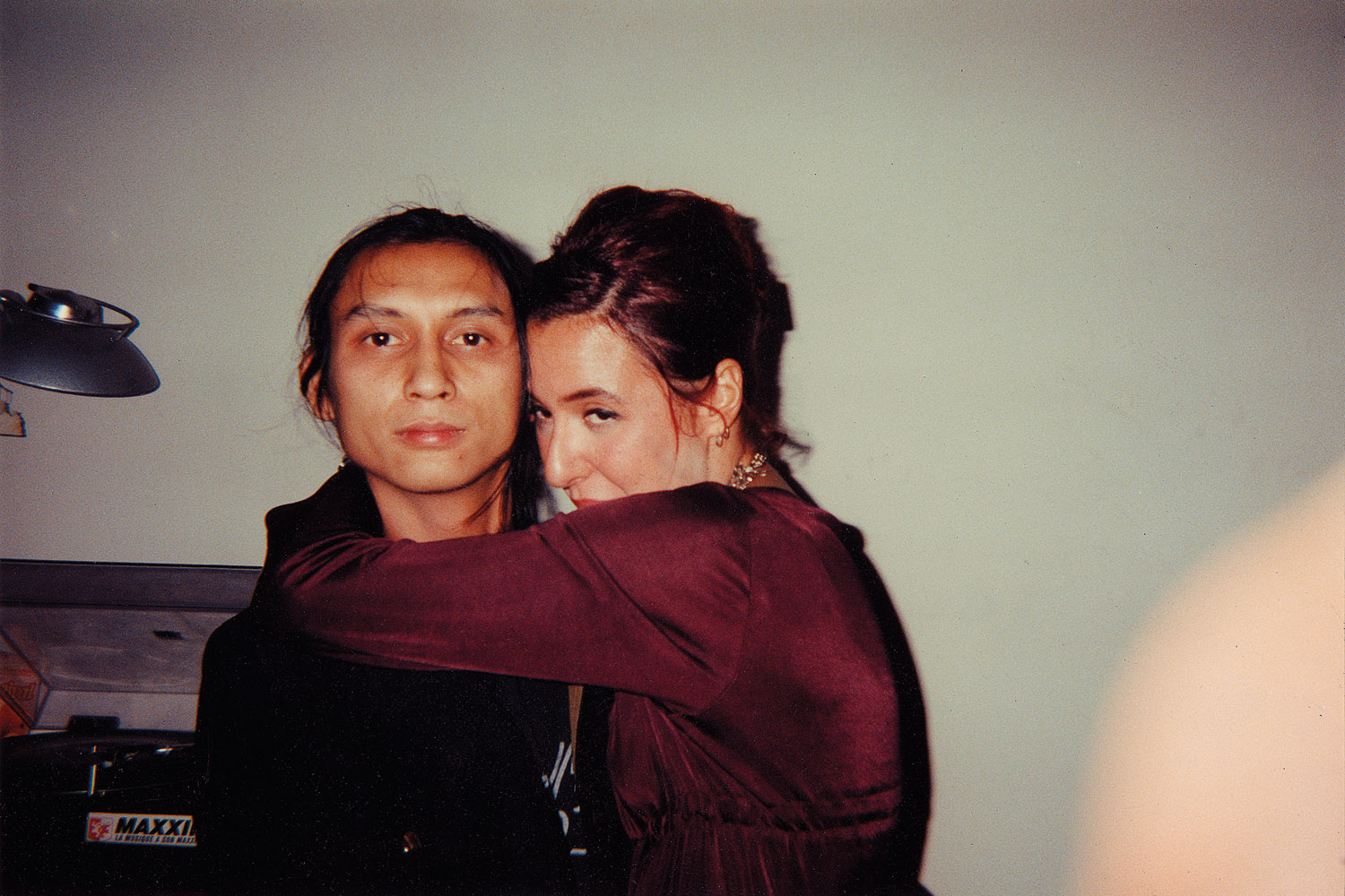 This is my good friend Sitthisack Viraphong from Laos (left) and me at my 24th birthday. Sitthi introduced me to Nirvana at about this time. I was actually full-on in my house music/rave period. We are high as kites in this photo.