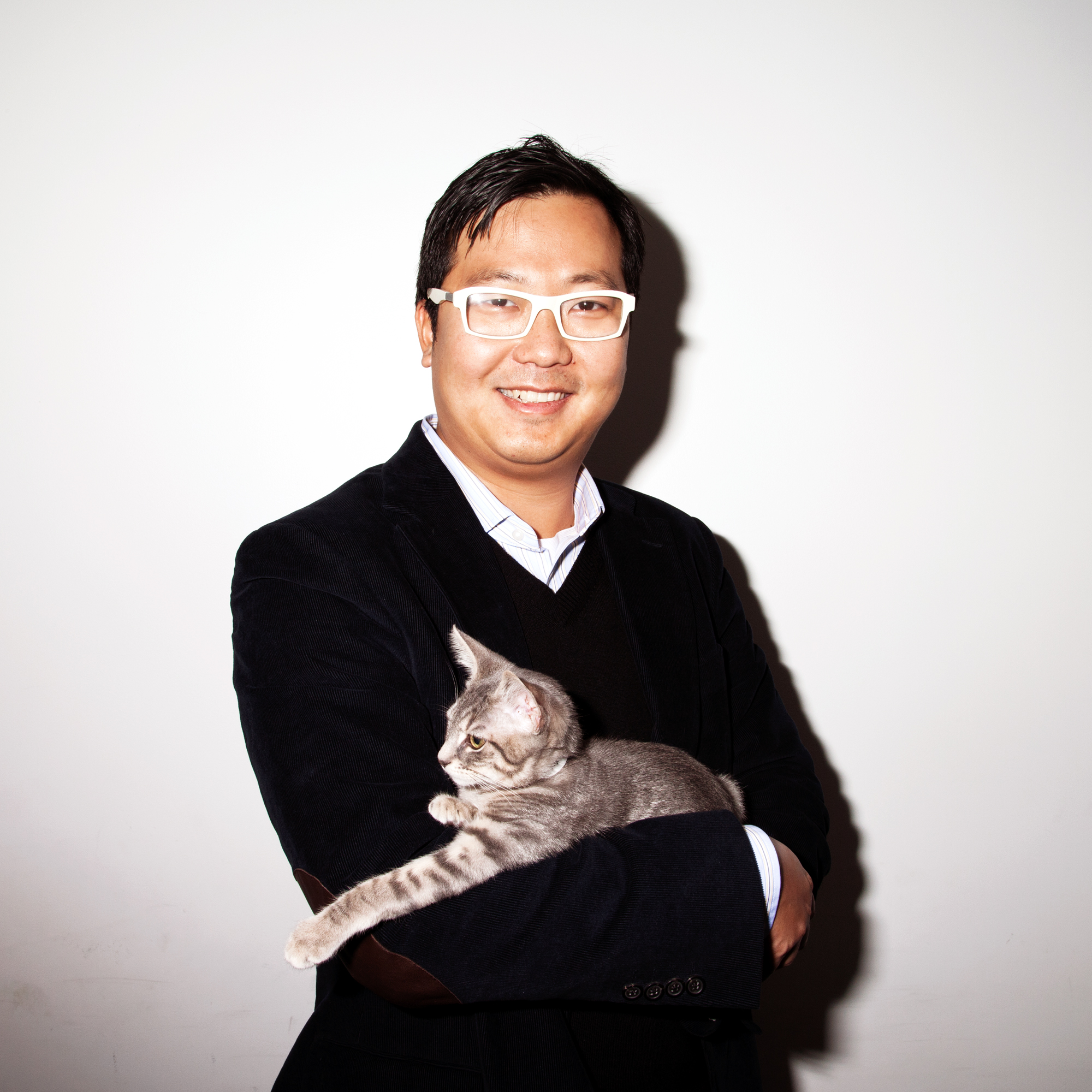 Ben Huh, CEO of The Cheezburger Network