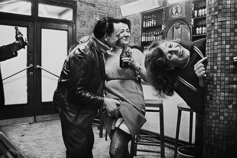 Schrunkelmadame, Lehmitz, 1970