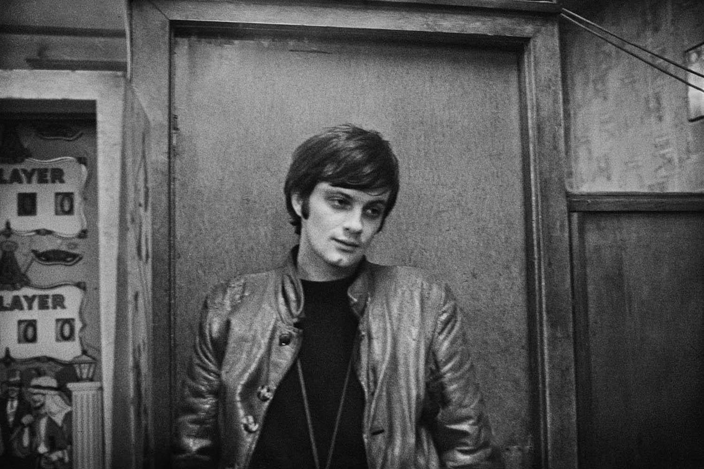 Self-portrait, Lehmitz, 1969