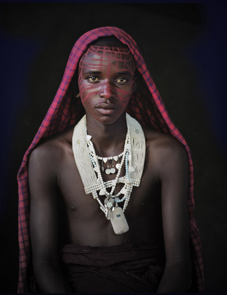Saitoti, Maasai Boy                               Ngorongoro, Serengeti, November 2010