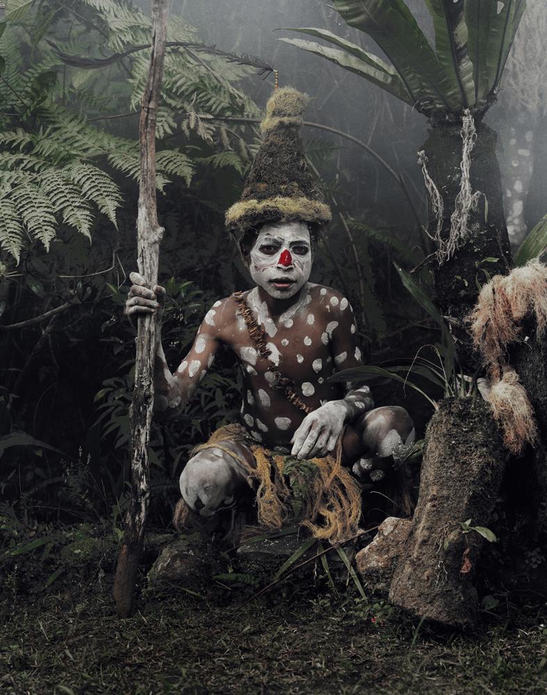 Gogine Boy                               Goroka, Eastern Highland, 2010
