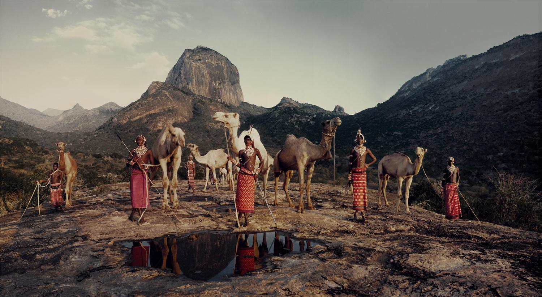 Lelesas, Louelen, Lewangu, Lepokodou, Loingu & Nyerere                               Ndoto Mountain Range, December 2010