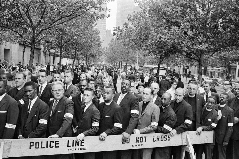 The March on Washington, Aug. 28, 1963