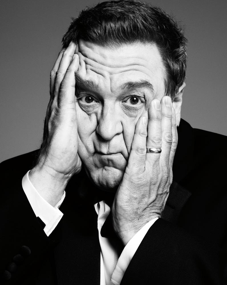 John Goodman. From  Great Performances,  Feb. 18, 2013 issue.