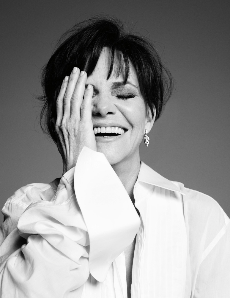 Sally Field. From  Great Performances,  Feb. 18, 2013 issue.
