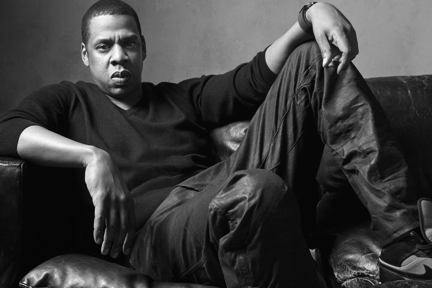 Jay Z. From  The 100 Most Influential People in the World,  April 29, 2013 issue.