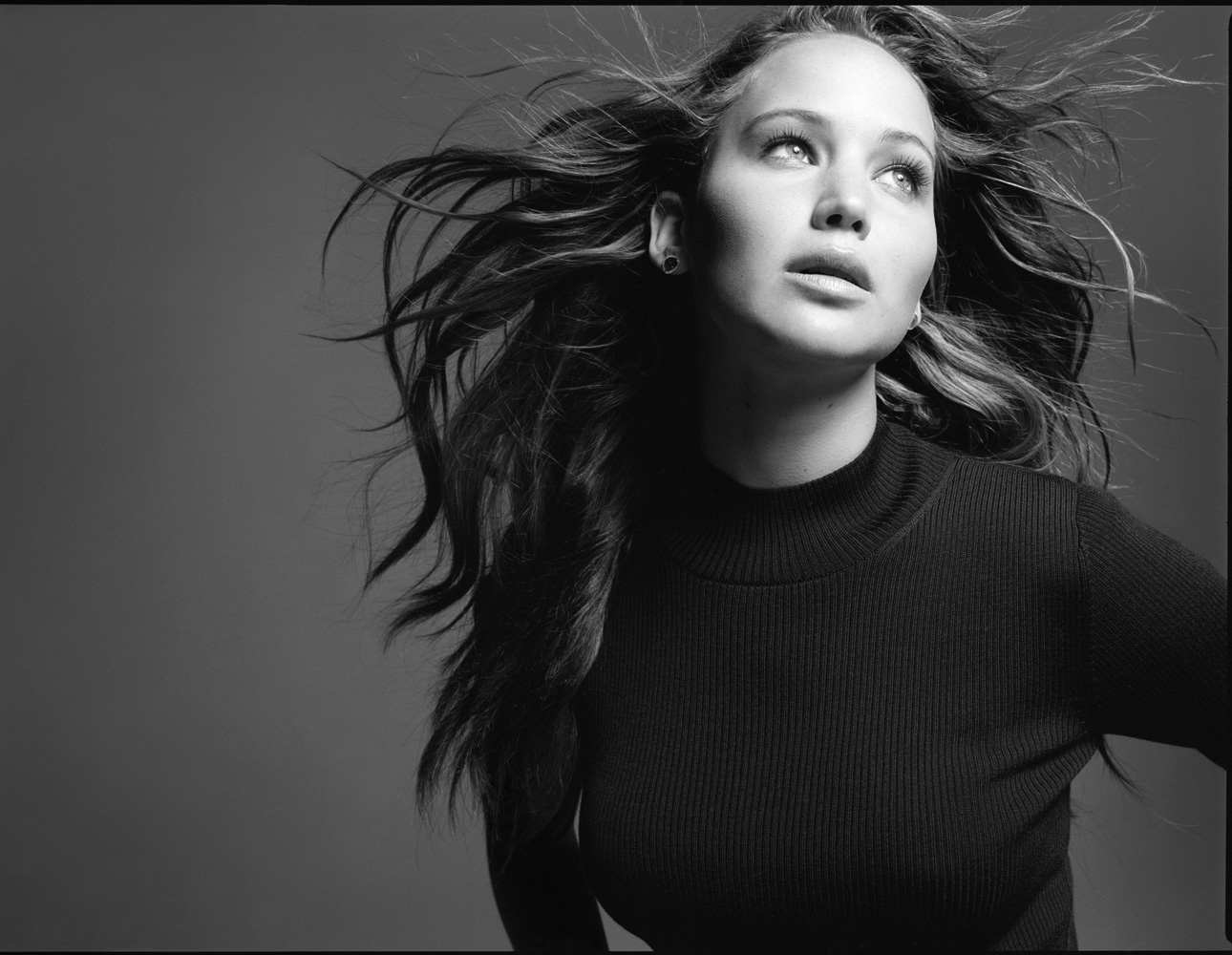 Jennifer Lawrence. From  The 100 Most Influential People in the World,  April 29, 2013 issue.