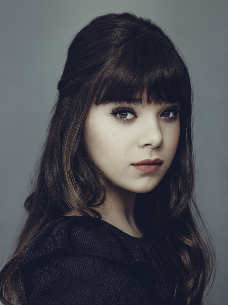 Hailee Steinfeld. From  Of a Certain Age,  Nov. 11, 2013 issue.