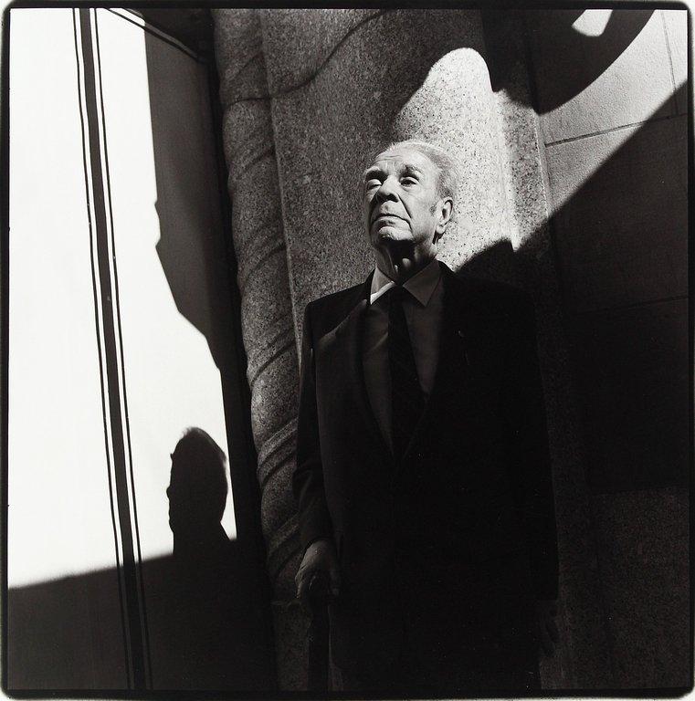 Jorge Luis Borges, New York, 1982