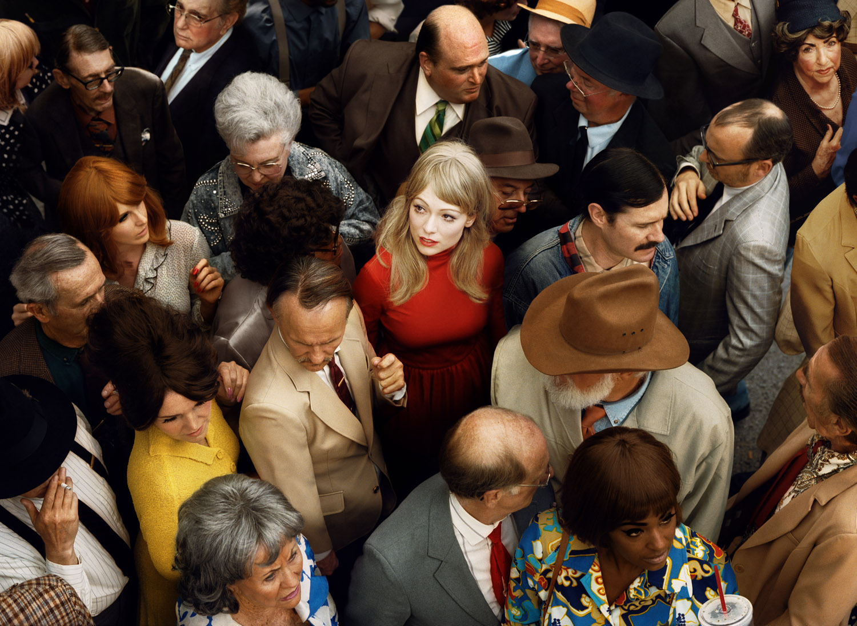 Crowd #2 (Emma), 2012