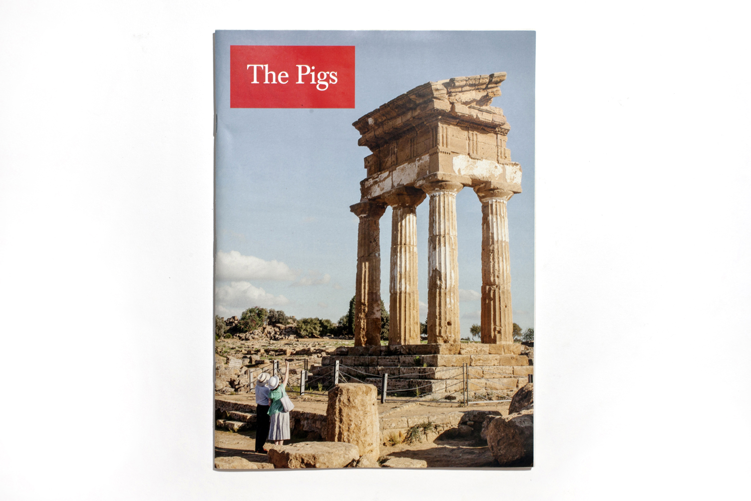 The Pigs by Carlos Spottorno, published by RM Verlag & Phree, selected by Olivier Laurent, deputy editor, British Journal of Photography.