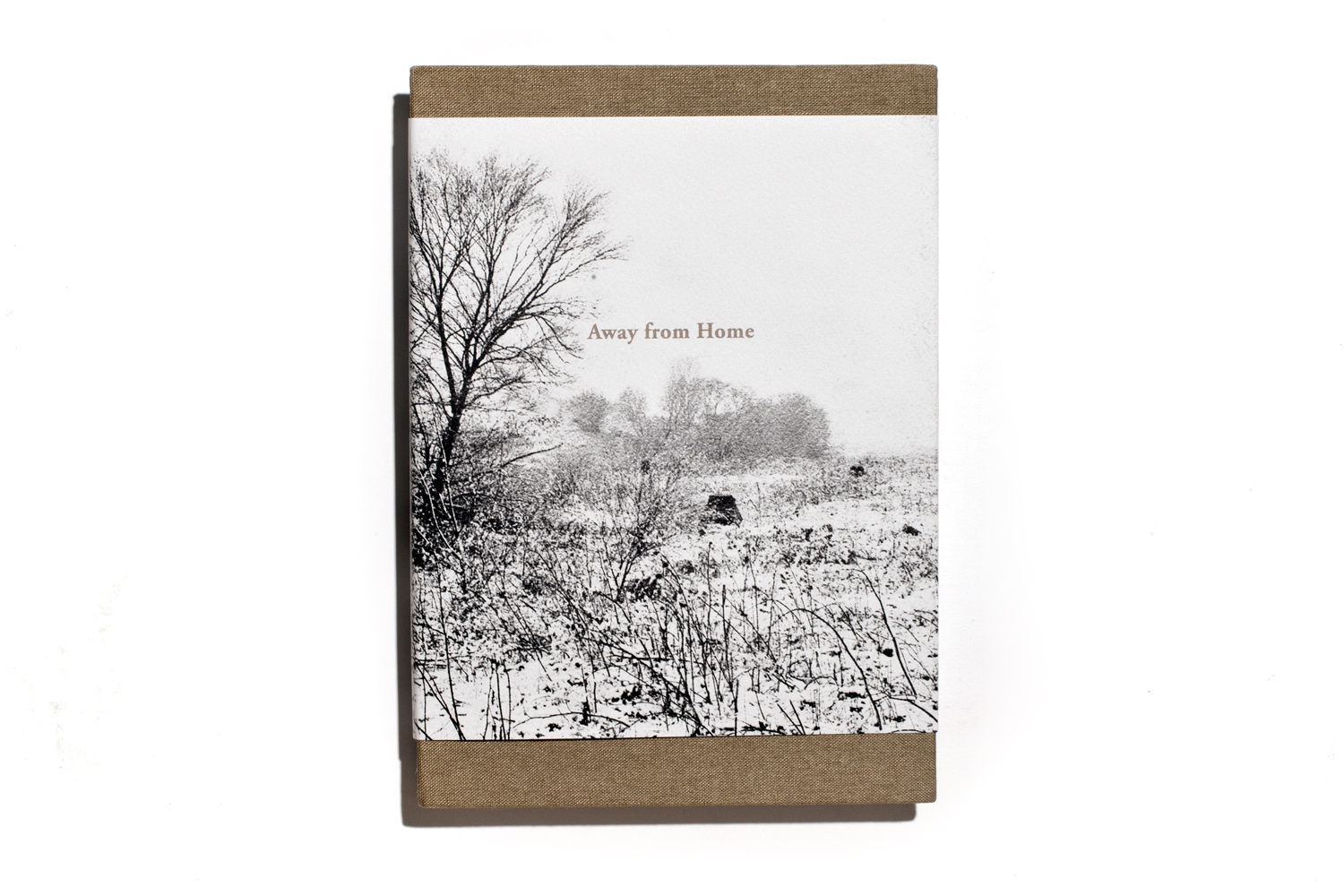 Away From Home by Kursat Bayhan, self-published, selected by Jason Eskenazi, photographer, author of By the Glow of the Jukebox: The Americans List.