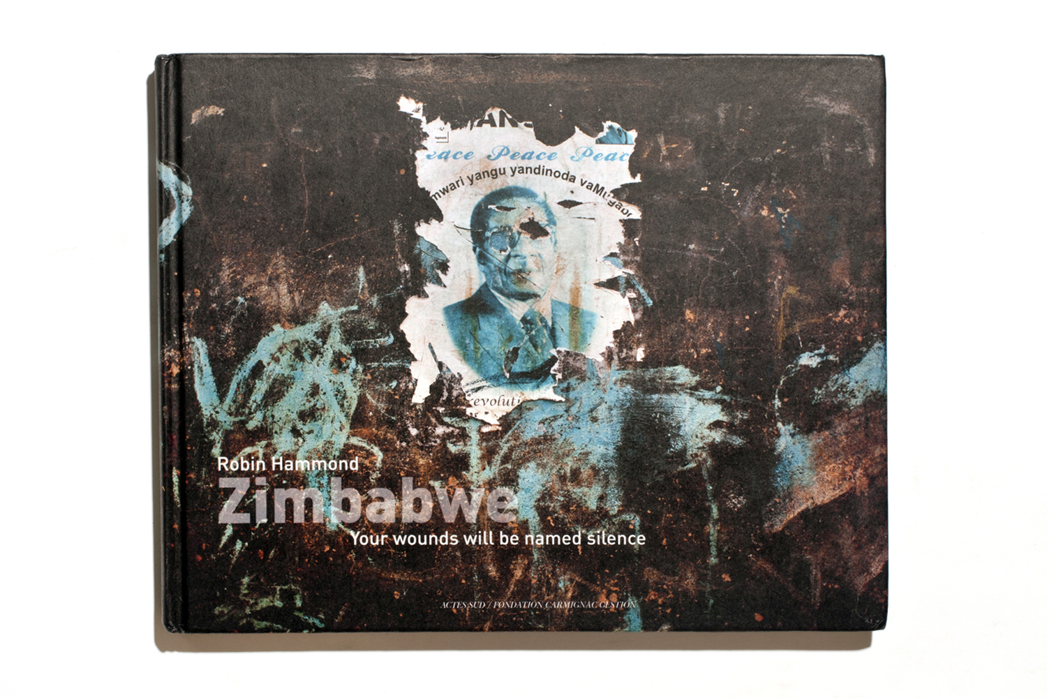 Zimbabwe: Your Wounds Will Be Named Silence by Robin Hammond, published by Actes Sud/Foundation Carmignac Gestion, selected by Vaughn Wallace, producer of LightBox.
