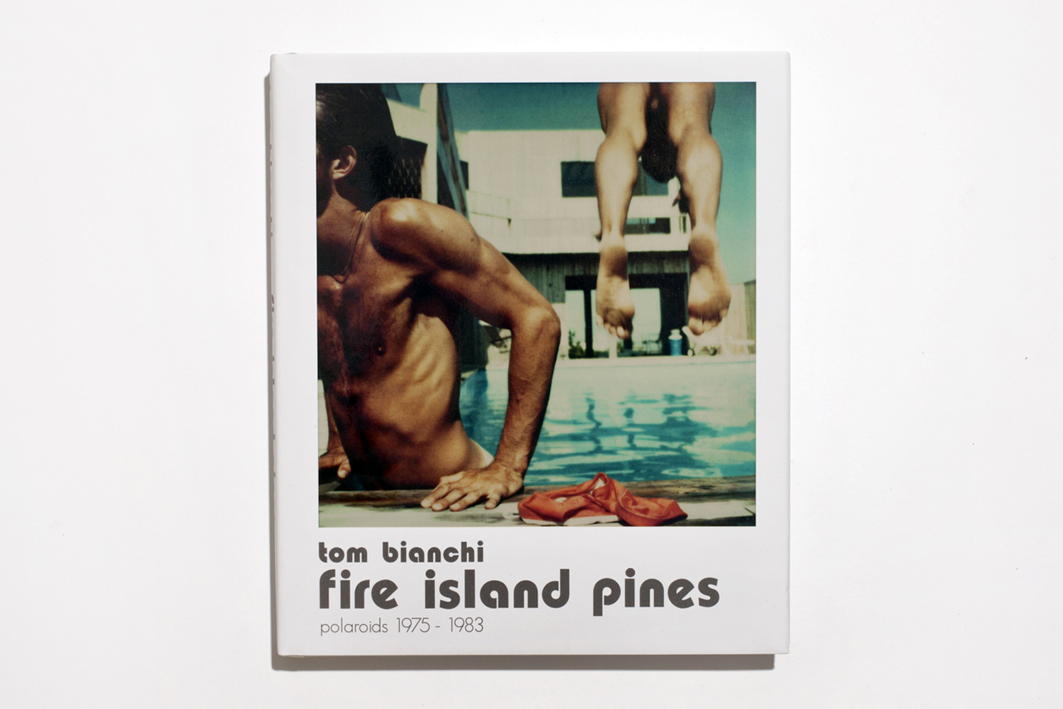 Fire Island Pines: Polaroids 1975-1983 by Tom Bianchi, published by Damiani, selected by Vince Aletti, photography critic, The New Yorker.