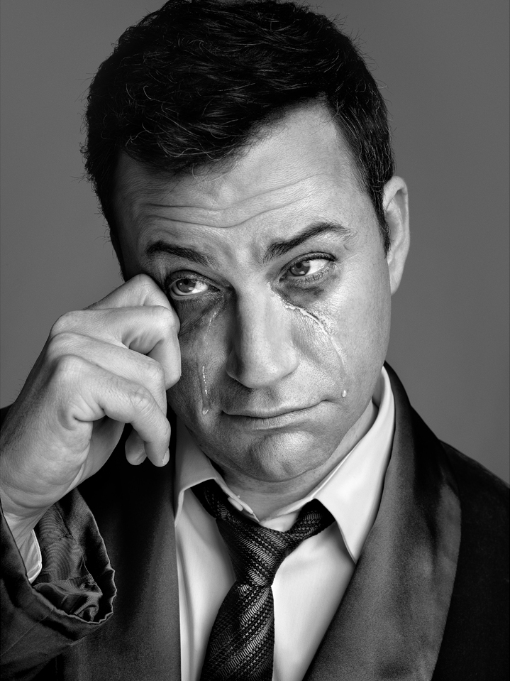 Jimmy Kimmel. From  The 100 Most Influential People in the World,  April 29, 2013 issue.