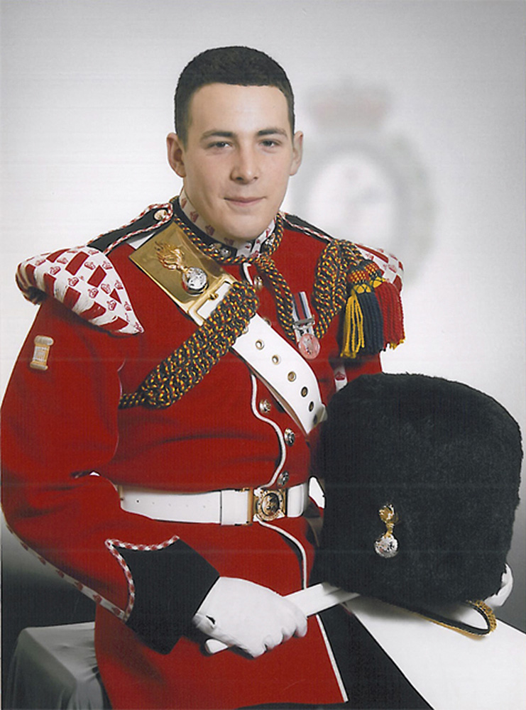 Undated. This photo released by the Ministry of Defense on May 23, 2013 shows Drummer Lee Rigby, of the British Army's 2nd Battalion The Royal Regiment of Fusiliers.
