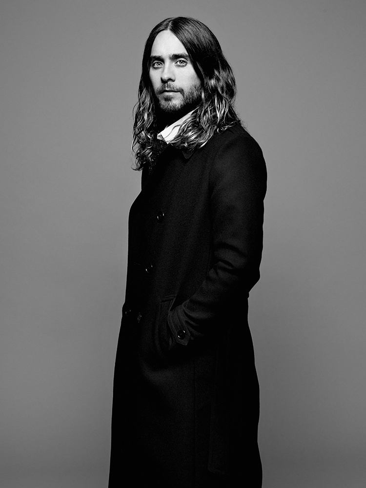 Jared Leto. From  The Best of Culture 2013,  Dec. 30, 2013 issue.