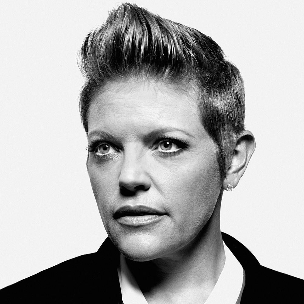 Natalie Maines. From  10 Questions,  May 20, 2013 issue.