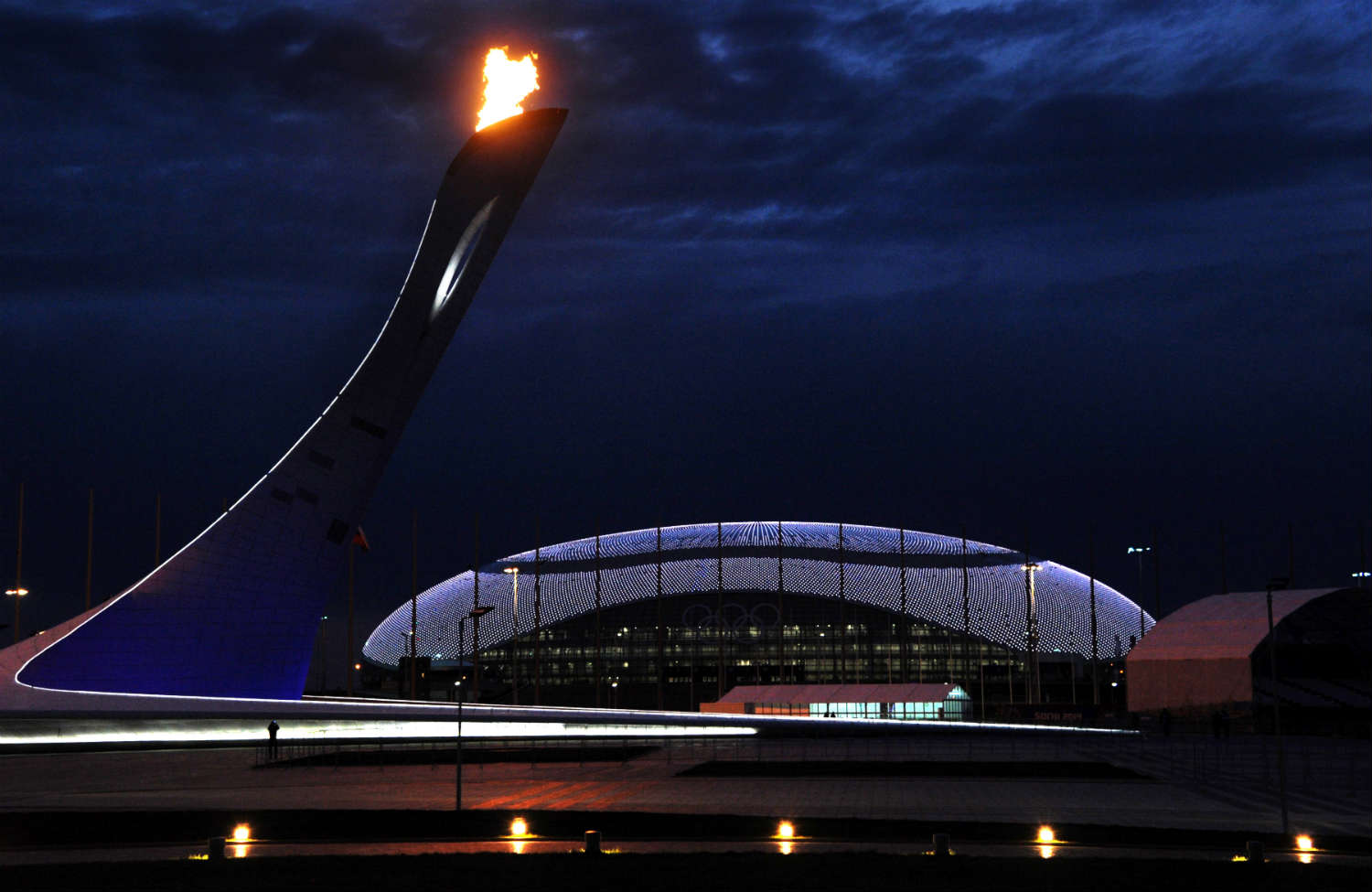 The organizers of the Sochi Games have been criticized for failing to protect the environment