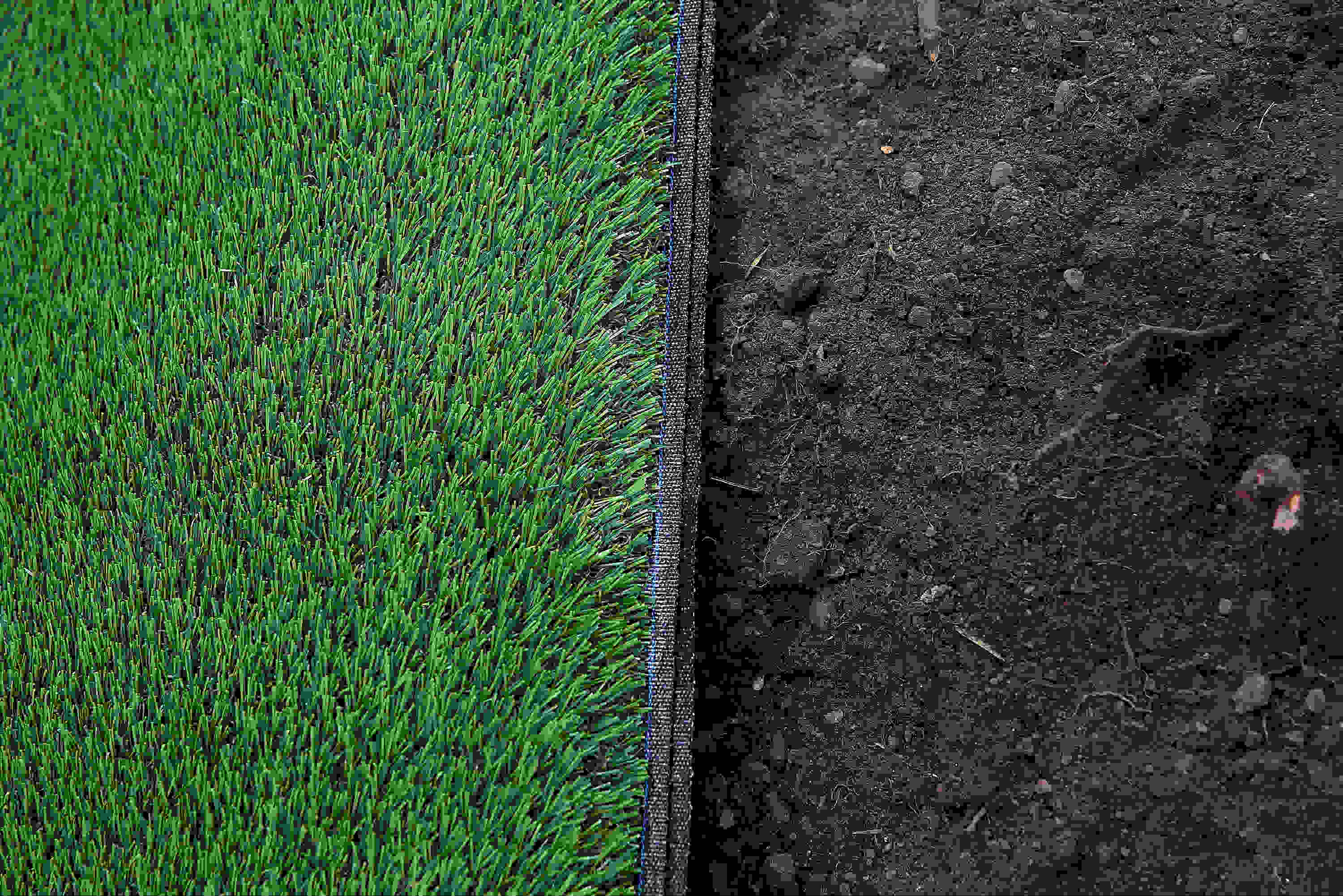 Lawns use a huge amount of water, but dry landscaping can make a big difference