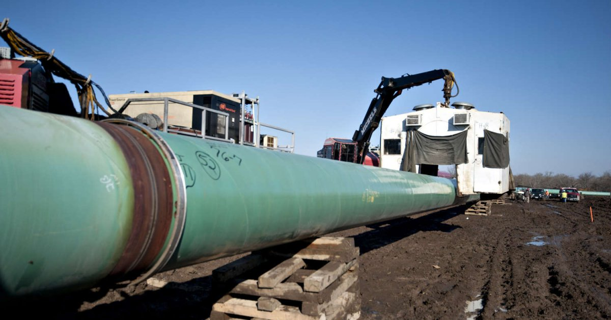 Keystone XL Pipeline: State Department Has No Major ...