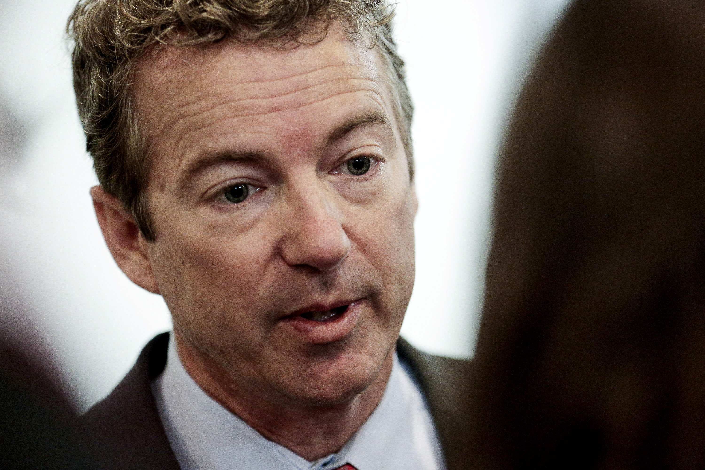 U.S. Senator Rand Paul on March 19, 2013 in Washington, D.C.