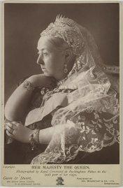 Queen Victoria Diamond Jubilee Portrait, 1897