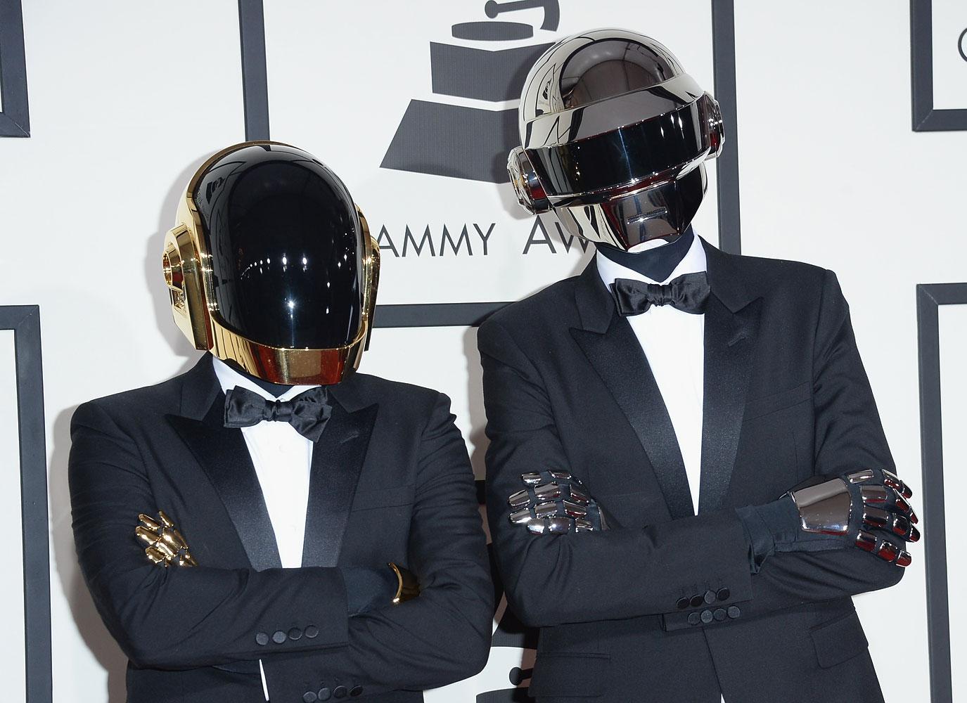 Best Helmets - Daft Punk