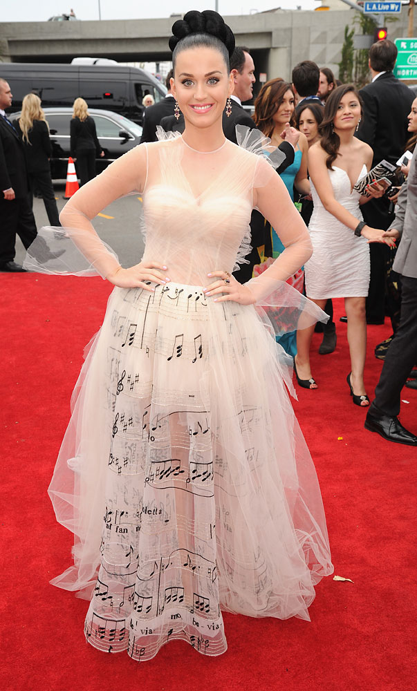 Best Use Of Sheet Music - Katy Perry