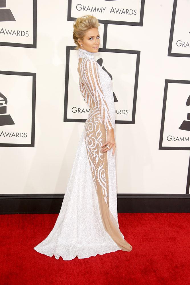 Best Use Of Sheer - Paris Hilton