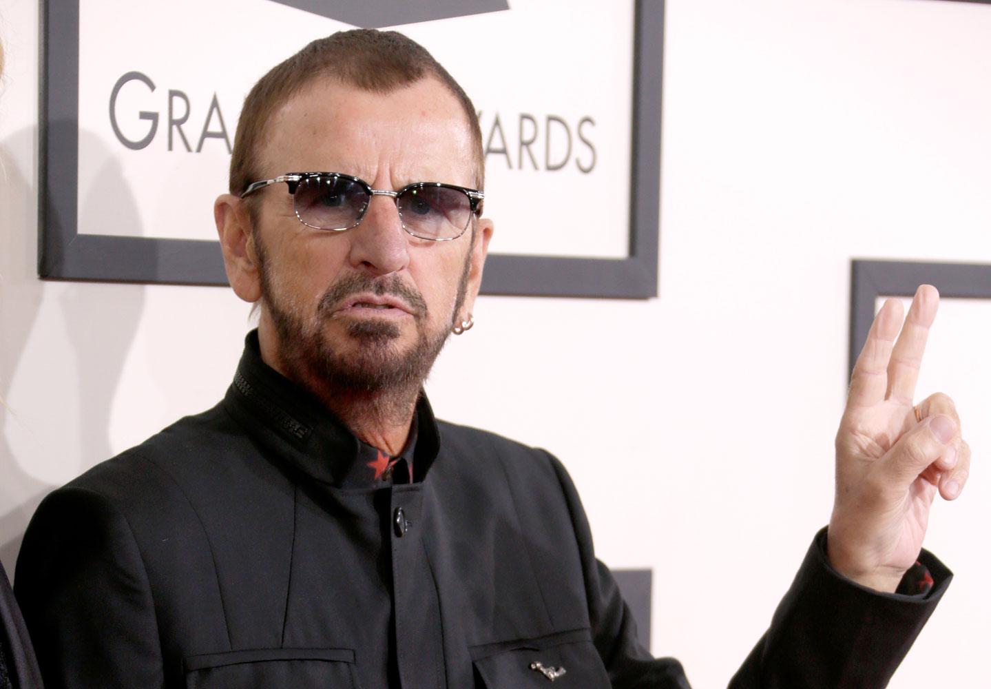 Best World Peace Ambassador - Ringo Starr