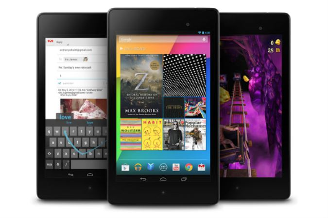 's Nexus 7 tablet