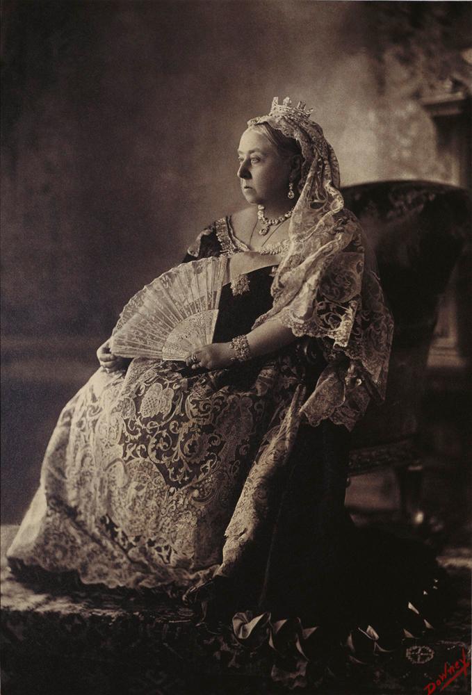 Queen Victoria Diamond Jubilee Portrait, July 1893