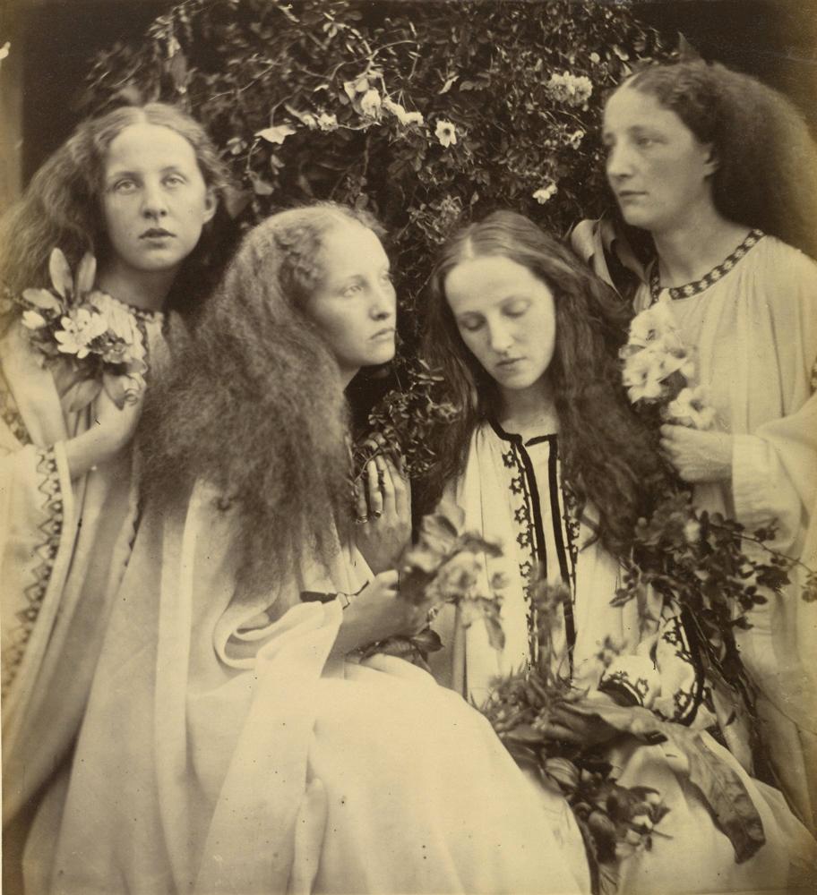 The Rosebud Garden of Girls, June 1868